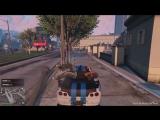 [GTA5] How to kidnap a biker