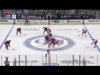 Рейнджерс - Каролина 4-2. 3.12.2016. Обзор матча НХЛ