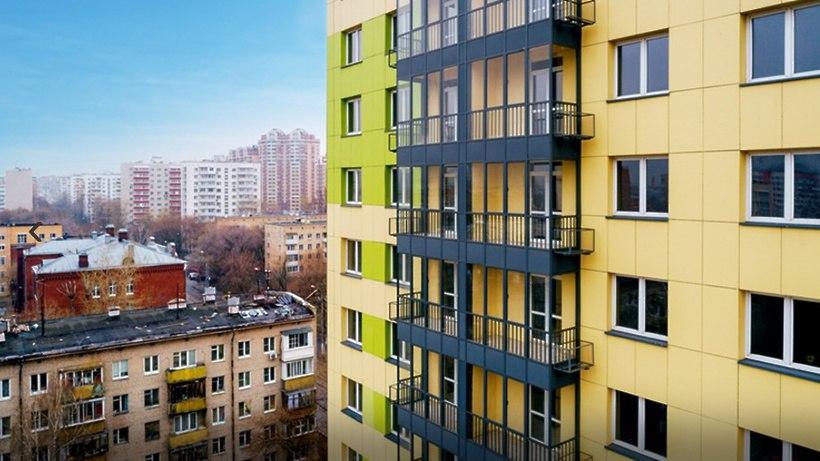Стартовые площадки программы реновации жилья в москве