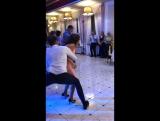 Танцор Рик отдыхает, а Вадим отжигает ?