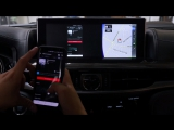Зеркалирование картинки с мобильного на Lexus LX 570 2017