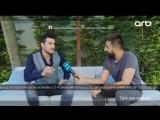 Бурак в программе «Türk şou maqazin»