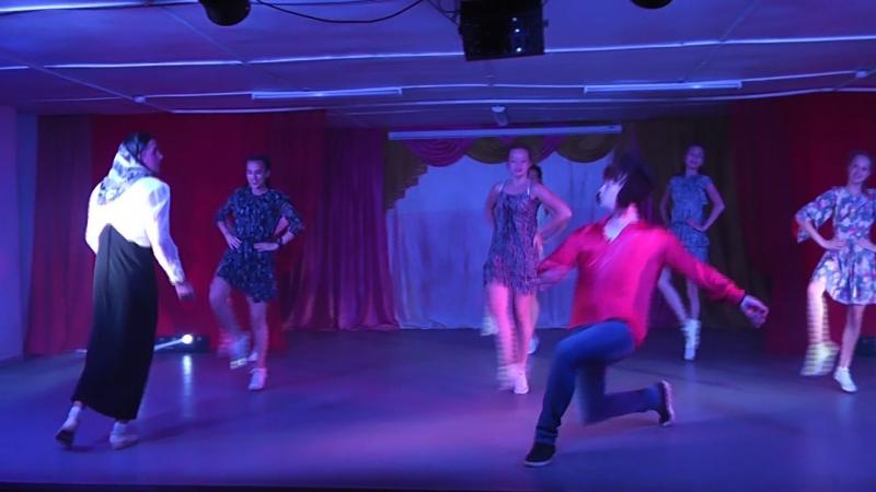 3 СМЕНА-- Сосновая ветвь-- Танец