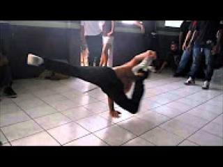 Spin airchair Bboy Pollito (ECUADOR)