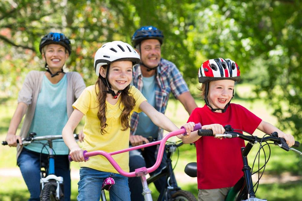 Путеществие на велосипедах