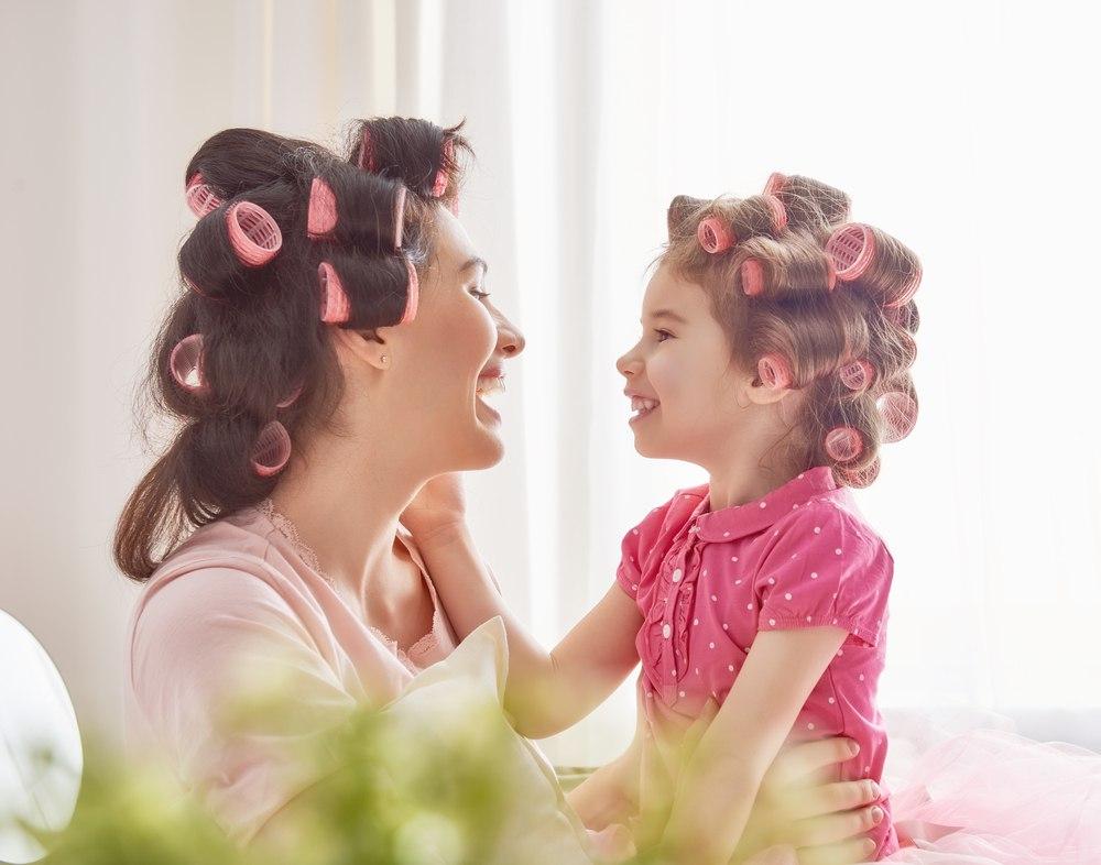 7 легких причесок для дочки