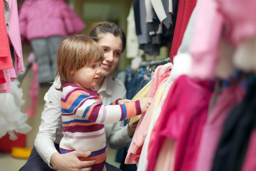 Одевать ребенка самостоятельно