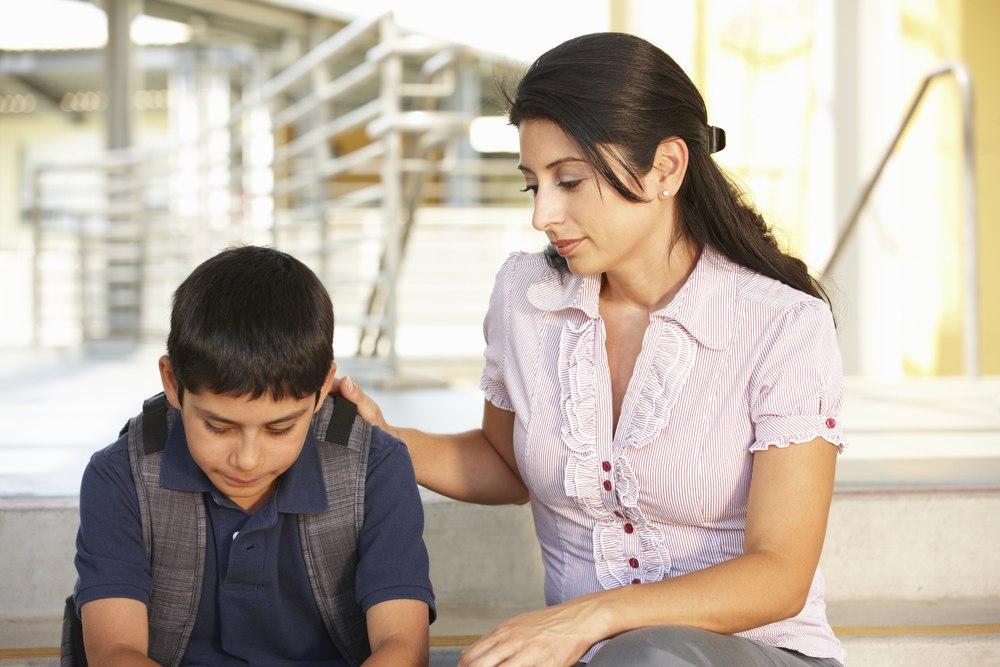 Как понять что у ребенка конфликт с учителем