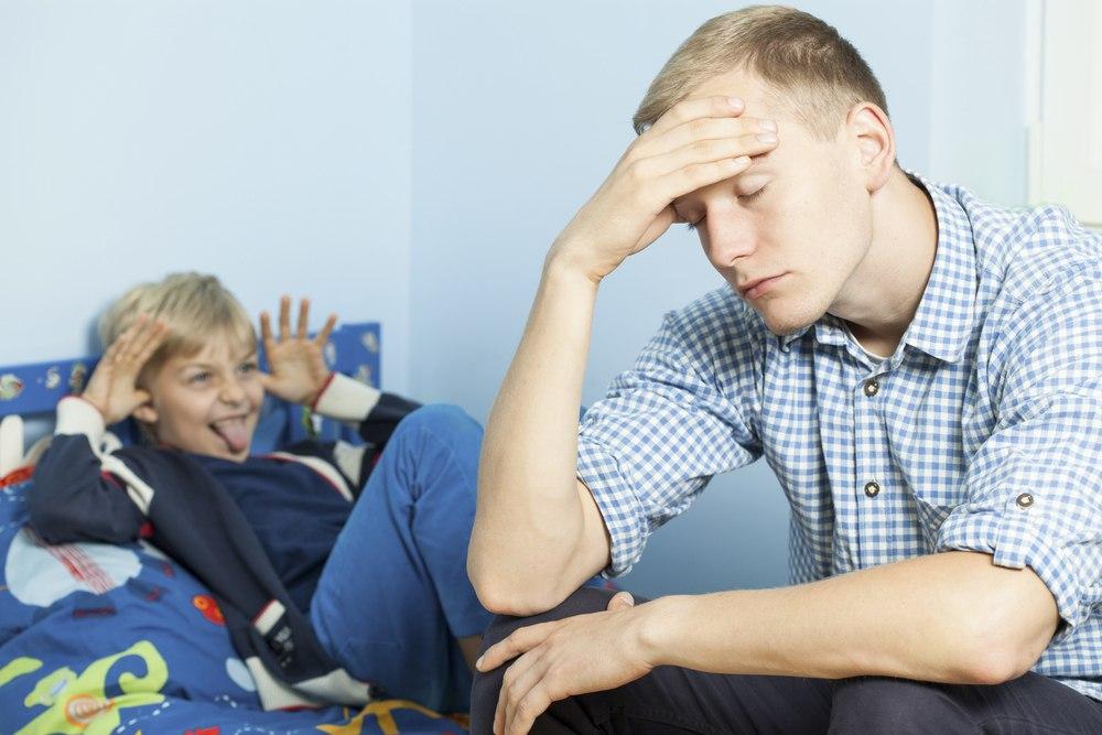 Ребенок забывает о хороших манерах