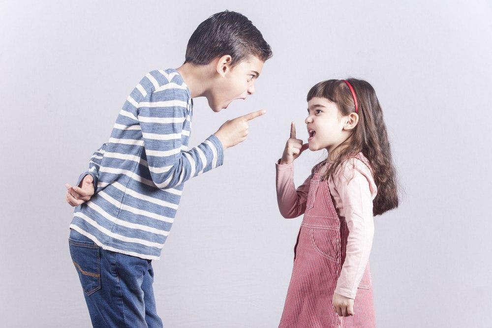 Соперничество между братьями и сестрами
