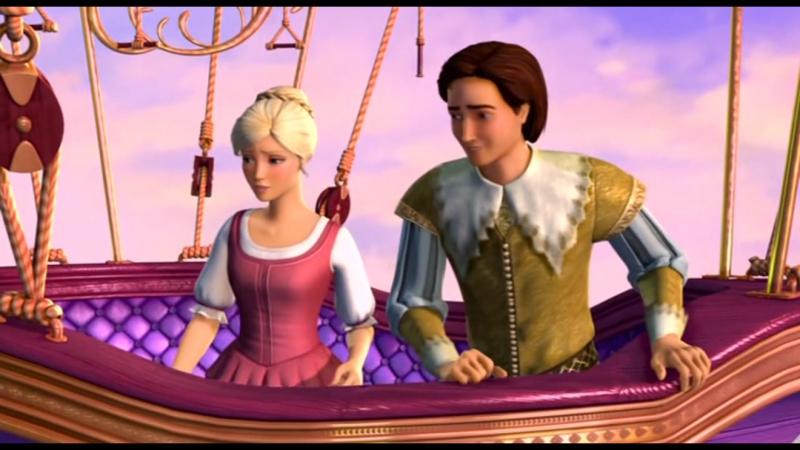 Барби и три мушкетера / Barbie and the Three Musketeers (2009) DVDRip 720p