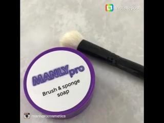 Мыло для кистей ManlyPro