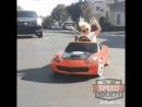 Вот как надо водить!
