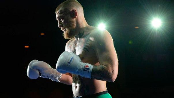 💥 Конор Макгрегор получил боксерскую лицензию