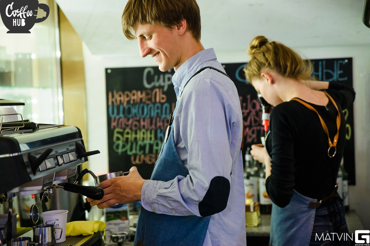 3 года нашему кофе-бару Кирова 20, ТЦ Галерея