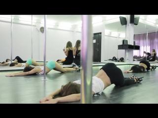 Стрип-пластика и Exotic Pole Dance В студии Queens (Минск)