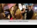 Novo|Velho vídeo de Nina Dobrev deixando o Catch Restaurant logo após o AMAs (Crédito: Conexão Dobrev)