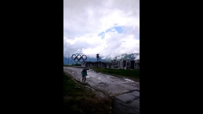 Олимпиская деревня