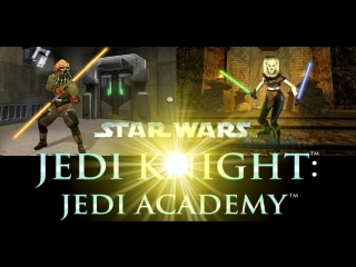 Star Wars: Jedi Knight - Jedi Academy