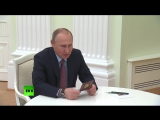 Владимир Путин вручил российский паспорт Стивену Сигалу
