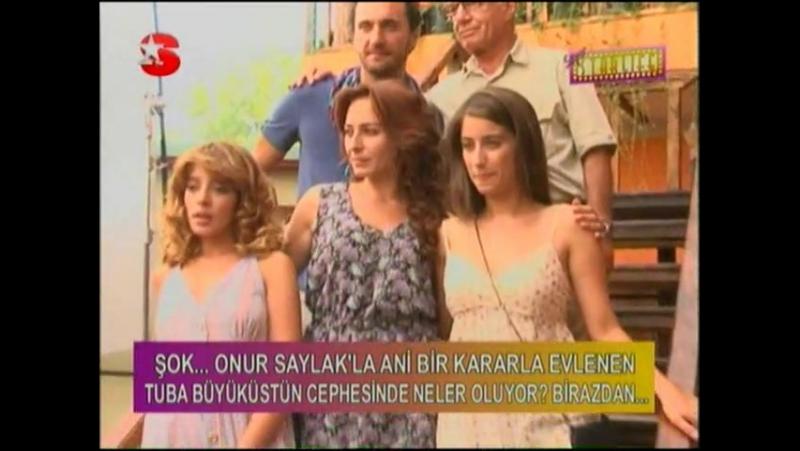 Hazal Kaya Ay Büyürken Uyuyamam Setinden -7.8.2011