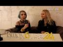 Вшоубизе24 Алина Иликбаева- интервью на Кубке Моквы по караоке