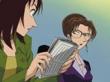 El Detectiu Conan - 297 - Un altre cop cara a cara als tribunals, Eri Kisaki contra Reiko Kujo (I)
