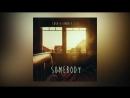 Lush Simon x IZII - Somebody Cover Art