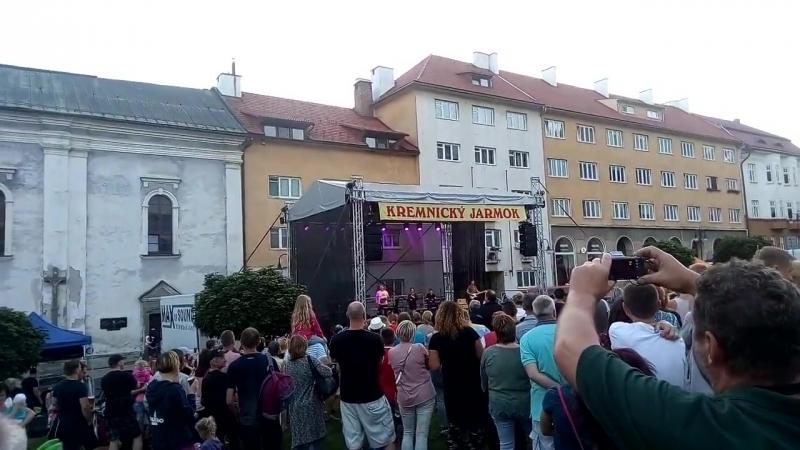 Kristína - V sieti ťa mám, 21.07.2017, Kremnica