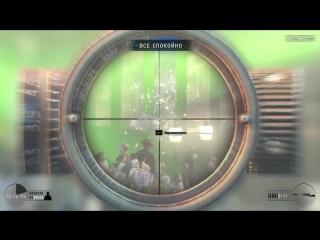 Прохождение Hitman- Absolution - Sniper Challenge — Молниеносные убийства и новые рекорды