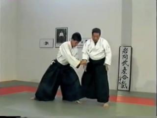 02 Morihiro Saito Sensei. Morote Dori