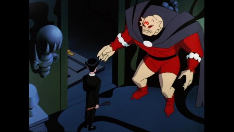 Бэтмен: Рыцари Готэма / Сезон 1 / Эпизод 10 / Демон внутри
