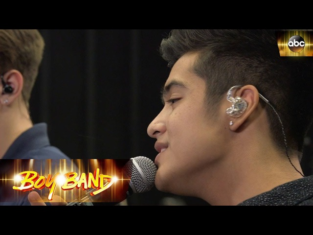Sergio Calderon Steps Out of His Comfort Zone | Boy Band