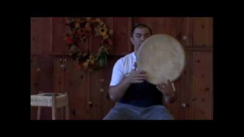 Abbos Kosimov ACTA 2009 Master Artist Uzbek Doira Solo Improvisation