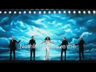 Westlife Diana Ross, When you tell me that you love me (with lyrics)