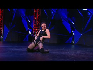Танцы: Баина Басанова (Jah Khalib - SnD) (сезон 3, серия 10)