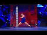 Танцы: Анастасия Синицына (Jamala - Шлях Додому) (сезон 3, серия 10)