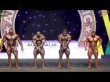 Arnold Classic Australia 2017 Prejudging