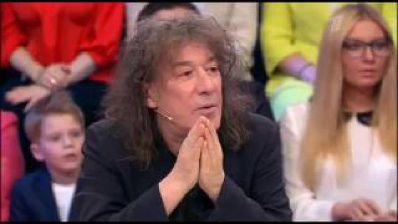 Сегодня вечером с Андреем Малаховым Владимир Кузьмин