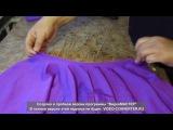 Юбка - двойное солнце для рейтингового платья