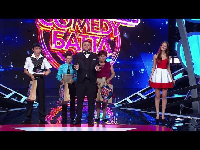 Comedy Баттл. Суперсезон - Продюсер (финал) 26.12.2014 из сериала COMEDY БАТТЛ. Суперсезон см...