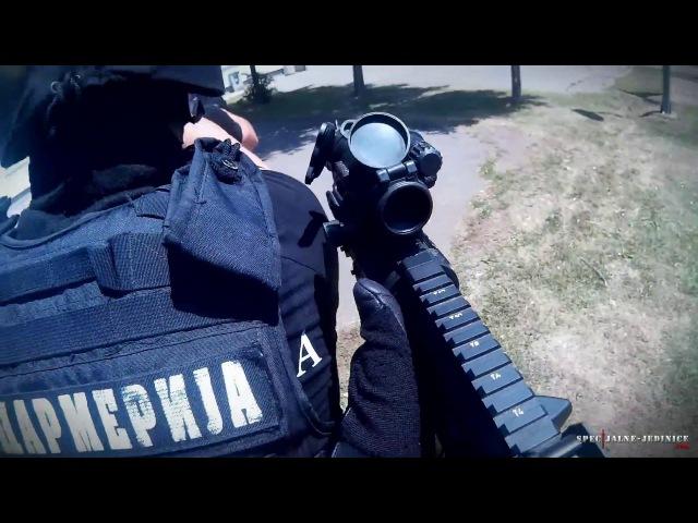 Specijalistička jedinica Odreda Žandarmerije u Novom Sadu
