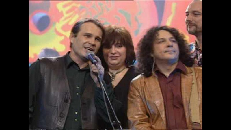 «Мы желаем счастья вам». Стас Намин и группа «Цветы» (Юбилейный концерт «30 лет» 2001)