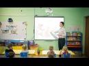 Видеозарисовка воспитателя детского сада №72 Росинка
