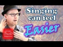 Learn to sing with LESS Vocal Tract CONSTRICTION | DrDan 🎤