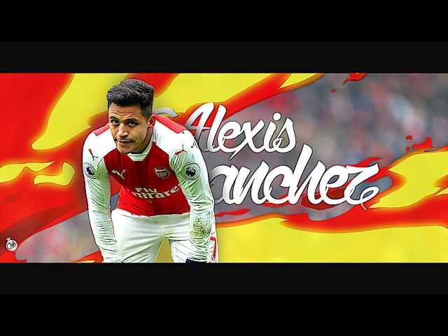 Alexis Sánchez 2016/17 • Season Review