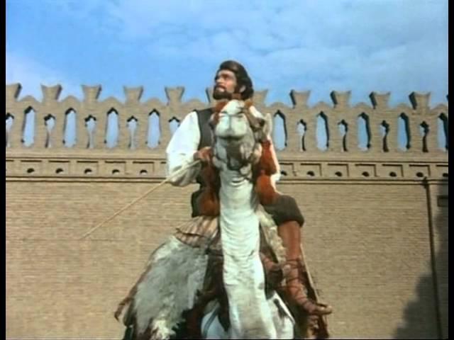 Синдбад и калиф Багдада 1973