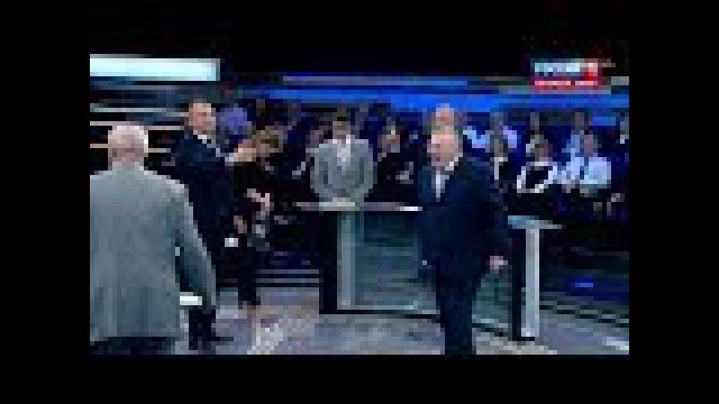 Просто жесть! Жириновский СЛЕТЕЛ с катушек в прямом эфире Путинская власть говно! Вешать вас надо!