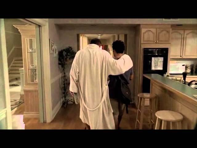 Клан Сопрано 3 сезон - разговор Тони с другом Медоу