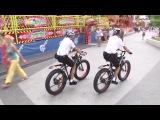 В Одес розпочав свою роботу велопатруль